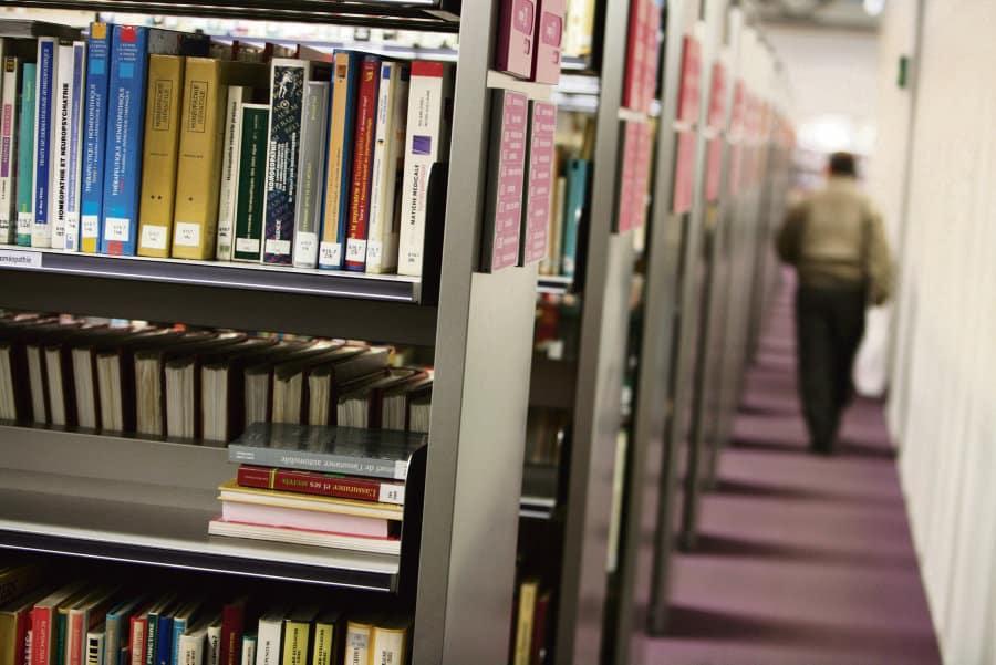 RFID pour bibliothèques