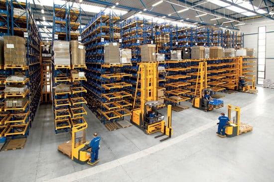 RFID pour la logistique