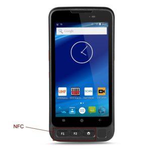 Smartphone durci scanner1D 2D PT71