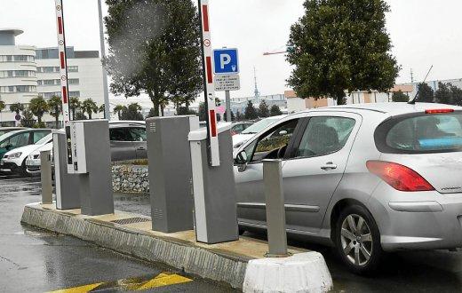 accès parking RFID