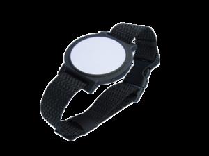 bracelet RFID tissé