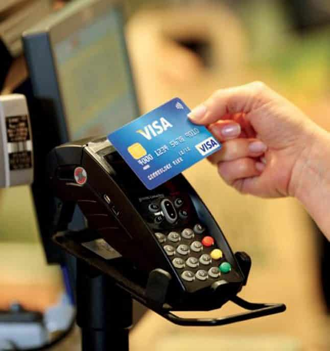 contactless payement with NFC
