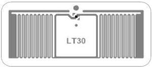 Étiquette RFID basse température