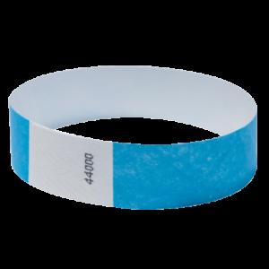 bracelet RFID TYVEK