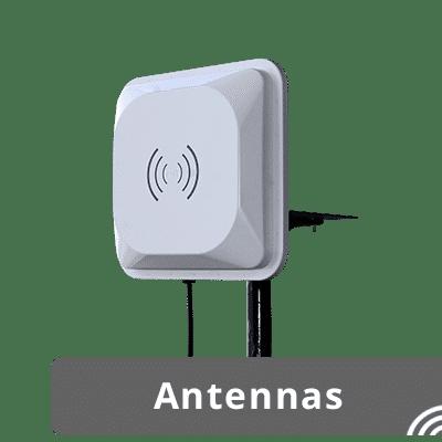 RFID anyennas SparTag