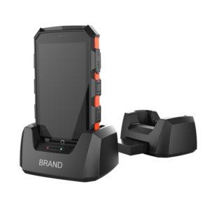 Compact RFID PAD UHF reader