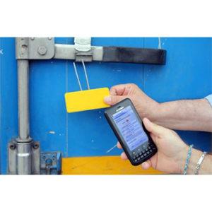 boucle de sécurité RFID