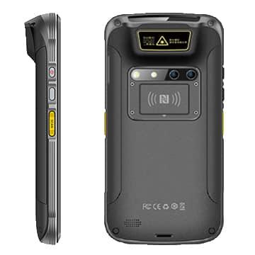 smartphone durci HF NFC PT71H SparTag