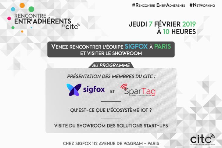 Sigfox et sparTag
