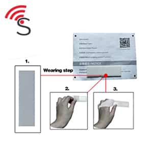 tag RFID dossard